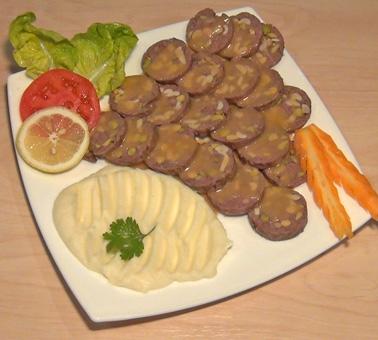 طريقة عمل لفائف اللحم بالمكسرات