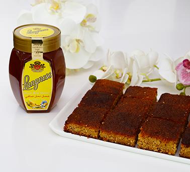 خبز تونس بالعسل